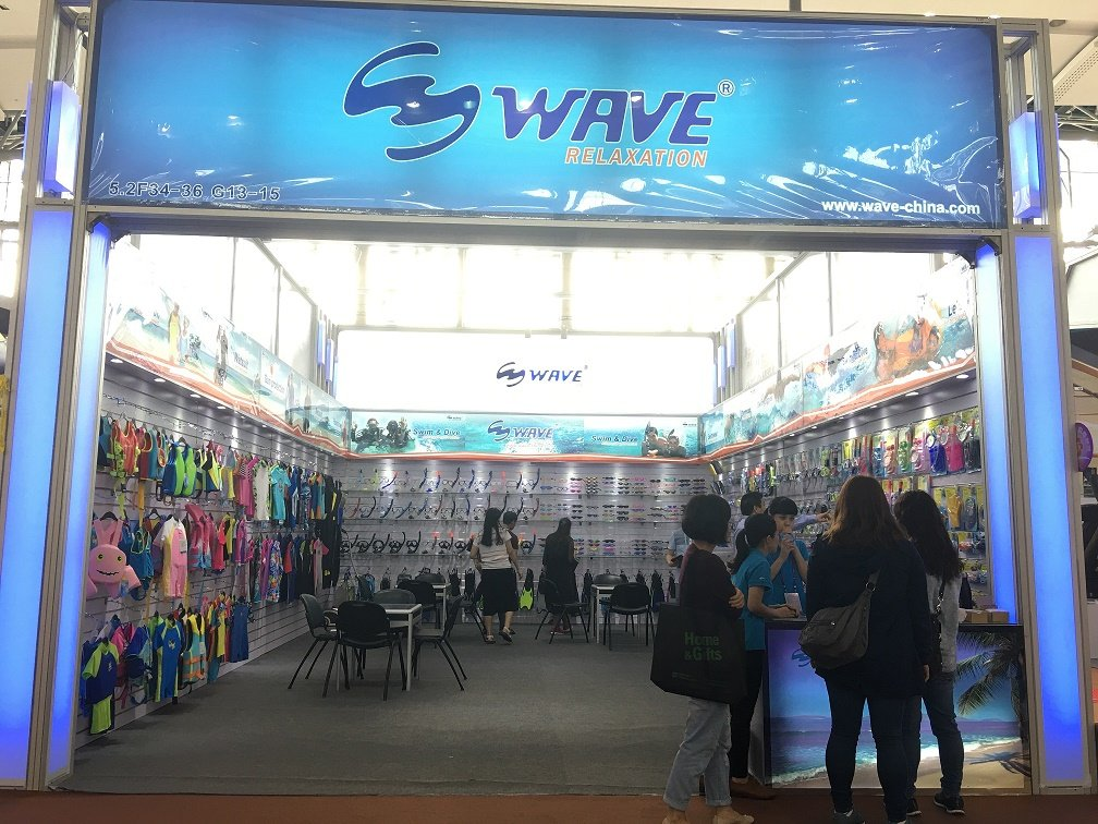Welcome to our booth in 120th Canton Fair